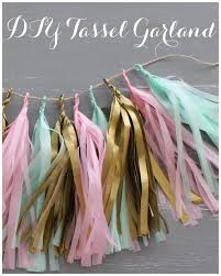 how to make tassel garlands for weddings step by step guide