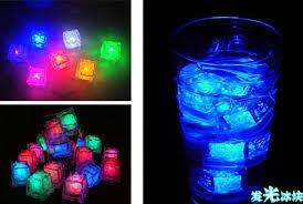 luminary ls wedding cubes led glow novelty sparkling