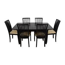 90 off skovby skovby sm 24 dining table with butterfly