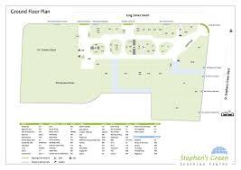 Retail Store Floor Plan Centre Floor Plans Stephens Green Shopping Centre