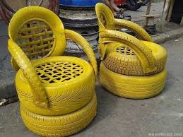 Recycle Sofas Free Diy Furniture From Recycled Automotive Tires Recycle Tires