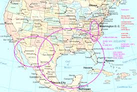 Mexico Wall Map Usa And Mexico Wall Map Maps Com Throughout Usa All World Maps