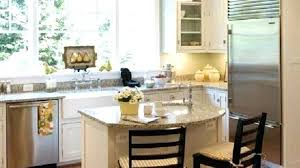 Small Kitchen With Island Design Ideas Kitchen Design With Island Layout Kitchen Brilliant L Shaped