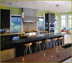 Narrow Kitchen Islands With Seating - small kitchen island designs with seating home design ideas