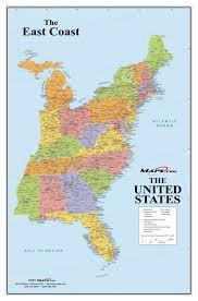 map your usa road trip us travel map east coast 5a928cb4ca93accbdc4dc4fafa43c7e5 east