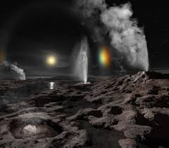 the unexplored planet