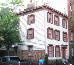 new york house wood frame houses in new york city ephemeral new york