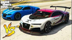galaxy bugatti chiron gta 5 bugatti veyron vs bugatti chiron youtube