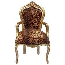 Esszimmer Polsterst Le Stühle Mit Armlehne Esszimmer Leoparden Fell Esstisch Angebot Set