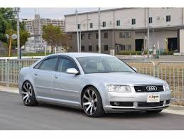 audi a8 2004 2004 audi a8 4 2 quattro for sale japanese used cars details