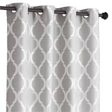 Grey And White Curtains Curtain Adorable Gray And White Curtains Collection Sheer Moroccan