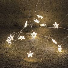 led fairy lights with timer home decor home decor trille 40 led star fairy lights on copper