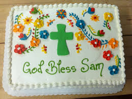 christening and communion cakes catering sussex county nj