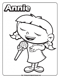 download coloring pages little einsteins coloring pages little