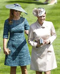 the earl and countess of spencer at royal ascot 2014 hats and