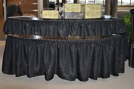 Table Linen Sizes - serpentine table linen sizes u2014 unique hardscape design an