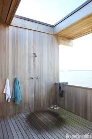 9 best outdoor shower ideas design inspiration u0026 pictures of
