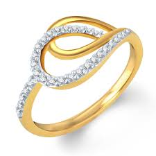 girls stone rings images Designer gold ring with stone anextweb jpg