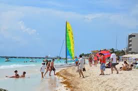 mamitas village condominiums near north playa del carmen beach