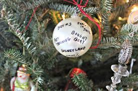 diy memory ball christmas ornament