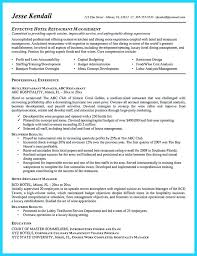resume template manager management cv template managers jobs
