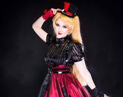 Queen Hearts Size Halloween Costume Queen Hearts Costume Dress Fairytale Halloween