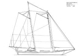 small pilot schooner design ideas boat design net