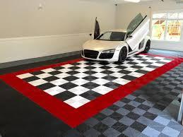 garage flooring ideas gallery garage solutions atlanta garage floor tiles in atlanta