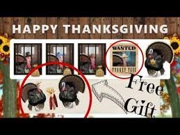 stardoll free stuff 2017 thanksgiving turkey day 4