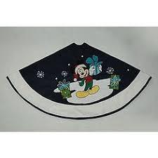 disney christmas tree skirt i know someone who u0027d love this
