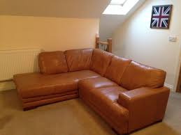 Leather Corner Sofa Sale Leather Corner Sofa For Sale In Llangennech Carmarthenshire