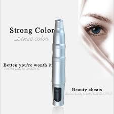eyeliner tattoo cost permanent makeup machine tattoo nano micro needle machine eyebrows