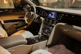 bentley mulsanne 2016 interior how bentley made the mulsanne ewb long wheelbase look almost