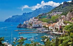 Map Of Amalfi Coast Amalfi Coast Italy Wallpaper Download For Desktop U0026 Mobile