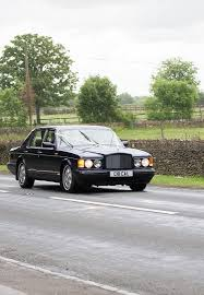 bentley brooklands sean and ashley azure wedding cars