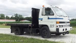 1994 isuzu npr flatbed truck item k7591 sold august 2 v