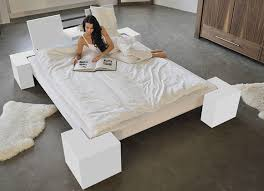 Floating Platform Bed Floating Platform Bed By Holger Wissmann