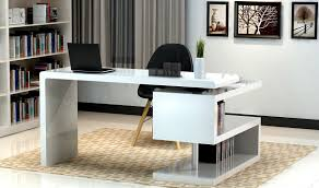 White Lacquer Dining Table by A33 Modern Office Desk In White Lacquer Free Shipping Get