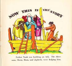 Ark Bookshelf by The Marlowe Bookshelf The Ark Of Father Noah And Mother Noah