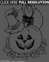 halloween decorations coloring pages u2013 fun for halloween