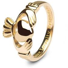 claddagh ring meaning gold claddagh ring sl 10l92