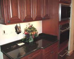 Kitchen Colors With Maple Cabinets 20 Best Countertops For Cherry Cabinets Images On Pinterest