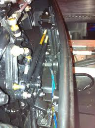 shift and throttle linkage complete adjustment procedure page 1
