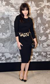 daisy lowe at chanel exhibition party in london 10 12 2015