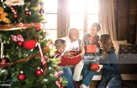 family christmas christmas stock photos and pictures getty images