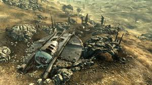 Fallout 3 Complete Map by Looking Back Fallout 3 And Its Dlc Geek Com