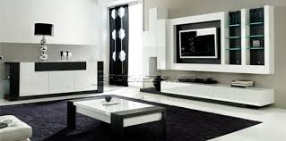 Modern Tv Media Furniture Living Room Wall Unit System Designs - Design wall units