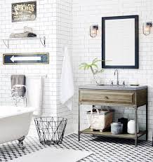 Modern Retro Bathroom Vintage And Retro Style Bathroom Ideas