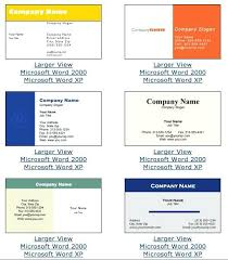 marvellous business cards on microsoft word unique create