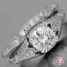the wedding band best 25 vintage diamond wedding bands ideas on